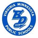 Virginia Minnesota Public Schools Logo